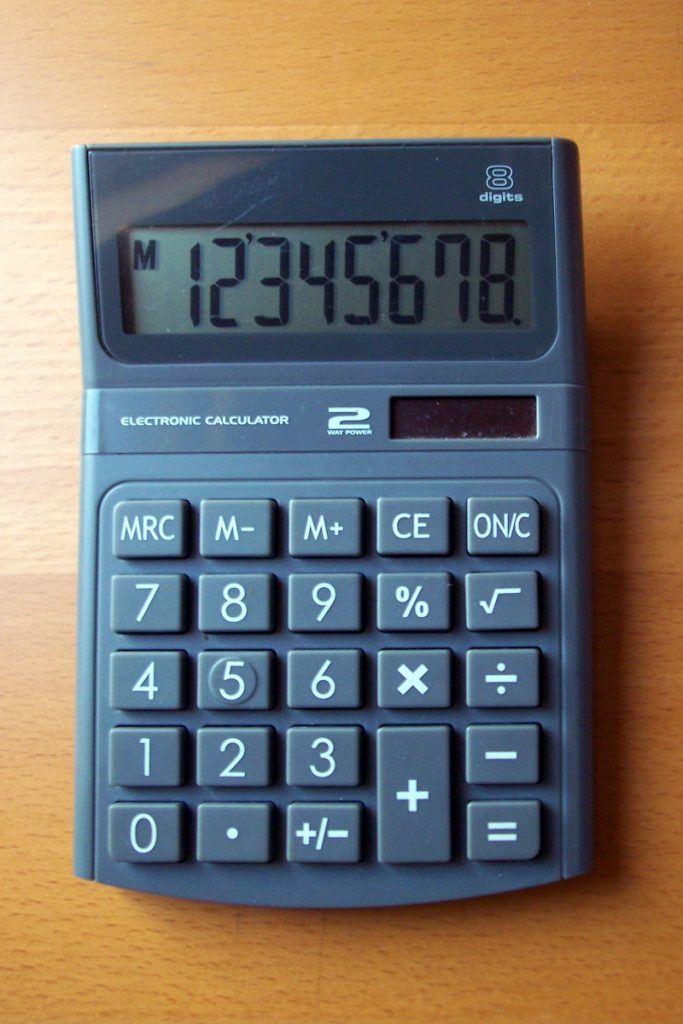 simple_electronic_calculator